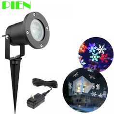 Holiday Lighting Christmas Snowflake projector Outdoor led lawn light Waterproof for Garden decor White RGB with Power plug  Price: 39.90 & FREE Shipping  #tech|#electronics|#bluetooth|#computers