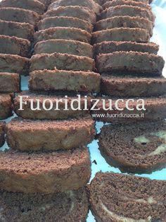 Rotolo di castagne ricotta e nutella #roll chestnuts