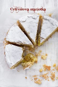 Delicious, refreshing apple pie :-). This shortbread cake without eggs, like the Angielski shortbreadu, but lighter thanks to the addition of ...