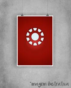 Poster Homem de Ferro