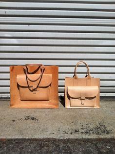 agnes baddoo's new bags....SAC, amazing