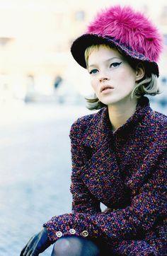 Kate Moss © Peter Lindbergh