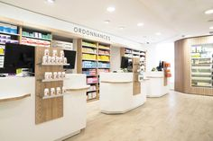Pharmacie Dumoulin   Cap Agencement