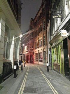 London after dark