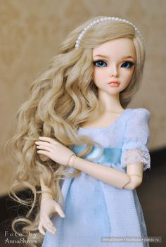 Блондинка кукла Beautiful Barbie Dolls, Pretty Dolls, Anime Dolls, Blythe Dolls, Barbie Basics, Enchanted Doll, Kawaii Doll, Realistic Dolls, Smart Doll