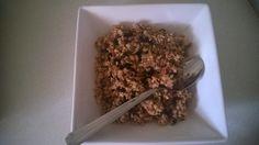 Raw porridge