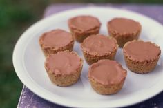 Make a batch of these decadent chocolate caramel cups and watch them fly off the plate!