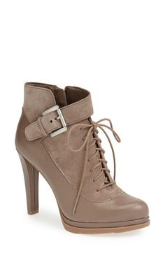 French Connection 'Sasha' Platform Bootie (Women) available at #Nordstrom