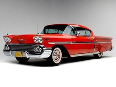 1958 Chevrolet Impala..Re-Pin brought to you by#HouseofInsurance #EugeneInsurance #Oregon