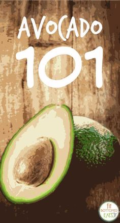 Consider this your guide to everything avocado! You can eat it, cook with it, use it for a natural beauty recipe and much more! So healthy, get avocados into your life today!
