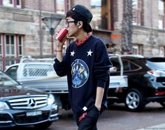 On the streets of Sydney #fashion #streetstyle
