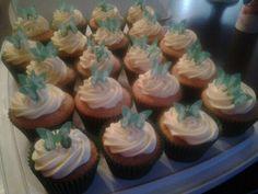 Macmillian coffee morning cupcakes