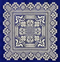 Filet lace Cutwork Embroidery, Cross Stitch Embroidery, Drawn Thread, Needle Lace, Filets, Lace Making, Cloth Napkins, Filet Crochet, Rug Hooking