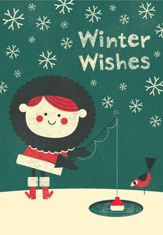 Winter Wishes by mrmack, via Flickr