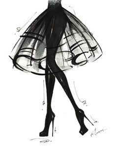 Hey, I found this really awesome Etsy listing at http://www.etsy.com/listing/128419310/fashion-illustration-print-lbd #FashionIllustrations