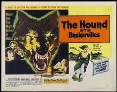 Le Chien des Baskerville (The Hound of the Baskervilles), est un film britannique réalisé par Terence Fisher, sorti en 1959.