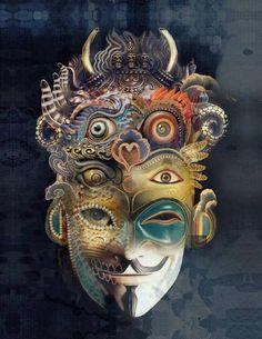 маски настоящих животных для андроид