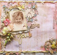 2Crafty - September InspirationThree Layouts to ShareBy Di Garling