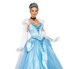 Como fazer uma fantasia de Cinderela