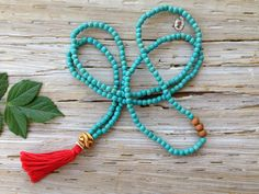 PEACE & LOVE MINI MALA