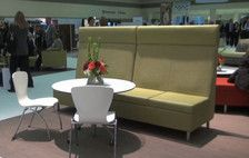 NeoCon East: Kimball Office's Furniture for a Changing Workplace