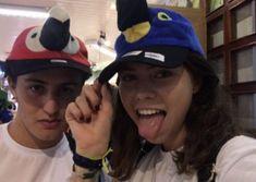 Výlet na Foz do Iguaçu Captain Hat, Hats, Fashion, Moda, Hat, Fashion Styles, Fashion Illustrations, Hipster Hat