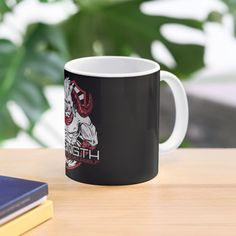 ceramic mug featuring wraparound print. Available in two shapes. The things can go wrong when you mix black magic with black coffee. Emoji, Ford Fiesta St, Hippie T Shirts, Shadow Of The Colossus, Grey Dog, Bts Love Yourself, 70th Anniversary, Happy Fun, Moorish