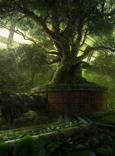 Destroyed Beauty? This Gears of War Art is More Like Beautiful...Beauty