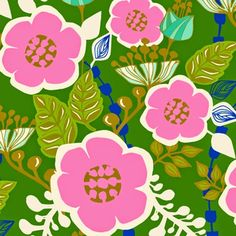 print & pattern: DESIGNER - amy reber