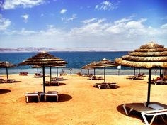 Resort on the Dead Sea, Jordan
