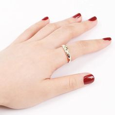 Leaf Ring Sterling Silver 925 Adult /& Baby Jewelry Gift Size Selectable