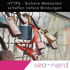 HTTPS ist ein Rankingfaktor. Mit Let's Encrypt wird die Verschlüsselung kostenfrei:  #seonerd
