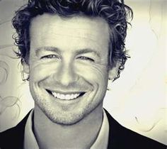 <3 The Mentalist..oh that smile Patrick Jane...