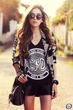 FashionCoolture: SUPER ROUND CAT EYE INDIE SUNGLASSES 8524