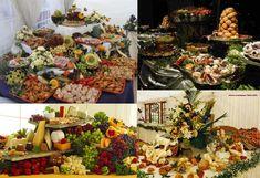 food displays | Food and Drink Displays - Elizabeth Anne Designs: The Wedding Blog