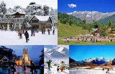 Manali Holiday Package For Family Tour, group tour, corporate tour, honeymoon tour, individual tours are available on the best travel portal TourTravelWorld. Get travel packages that will prepare your mindset for Manali traveling with best tour package. Shimla, Honeymoon Tour Packages, Honeymoon Trip, Honeymoon Ideas, Holiday Destinations In India, Kullu Manali, Travel Tickets, Island Tour, Hill Station