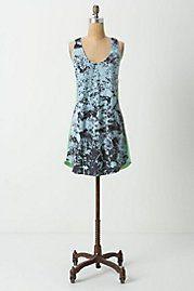 Photosprig Tank Dress, Anthro, like $250 wahh