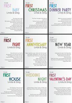 Wine Label Customizable Wedding Gift First by AlyaDesignStudio