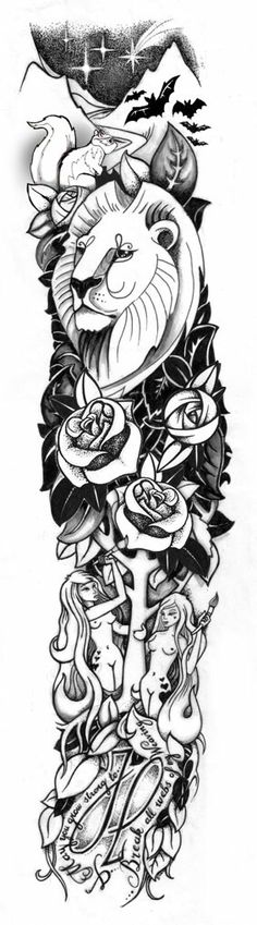 religious full sleeve tattoo design by thehoundofulster tattoo idea tattoos pinterest. Black Bedroom Furniture Sets. Home Design Ideas
