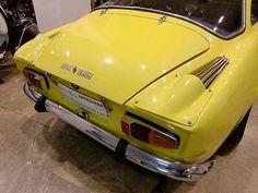 RENAULT ALPINE A-110 - AÑO 1973   MARCA: RENAULT MODELO: ALP…   Flickr