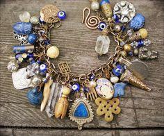 maggie zee amulet charm bracelet
