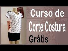 Corte e Costura passo-a-passo Blusa Fácil de Fazer - Blusa Paetês com Pérolas - YouTube