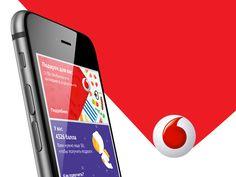 Vodafone App by Alexander