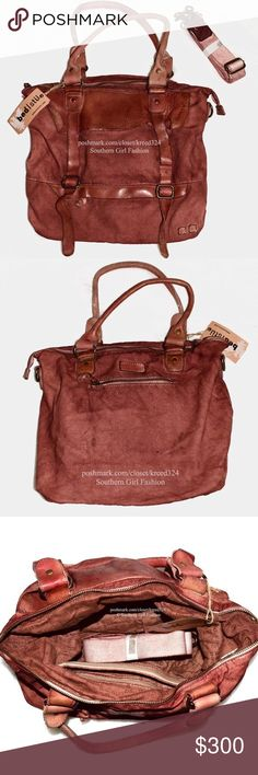 Selling this ❗1 HR SALE❗FREE PEOPLE Bag Distressed Large Tote on Poshmark! My username is: kreed324. #shopmycloset #poshmark #fashion #shopping #style #forsale #Free People #Handbags