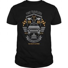 Awesome Tee Time Travelers Circuit Racing car t shirt Shirts & Tees