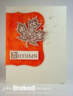 открытки из бумаги осень в кармане вариант цветения