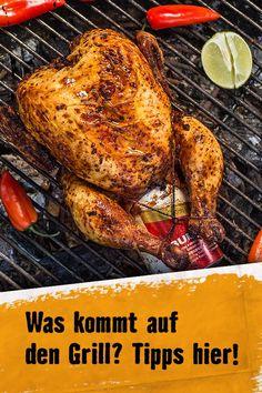 Tipps zum Grillen von Geflügel. Turkey, Meat, Tricks, Food, Outdoor Cooking, Beef, Meal, Food Food, Eten