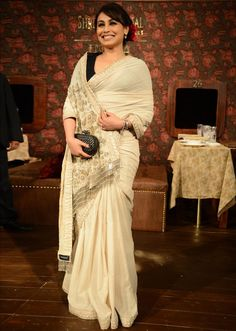 Drapes to wear - How to wear a Saree to Look Slim