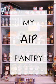 | 25 AIP pantry staples you need to get started! | http://asquirrelinthekitchen.com More