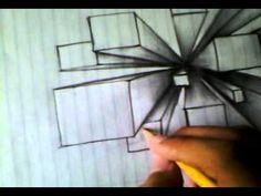 gabriel maican: pasos faciles para hacer un 3D - YouTube